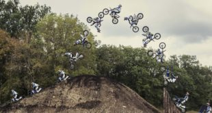 Tom Pagès in his latest Freestyle Motocross edit has to be the best thing we've ever seen. Watch as Pagès showcases his biggest tricks in HomeworX.