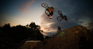 We review the Dawn of the Dirt BMX and MTB event