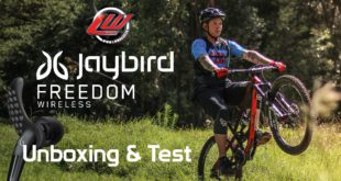 We review the jaybird Freedom Wireless sports buds