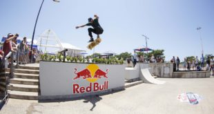 Skateboarding at its best at the 2016 Red Bull Unlocked