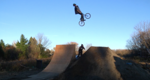 Mike Varga Lands First Ever 900 Tailwhipand 1260 on a BMX