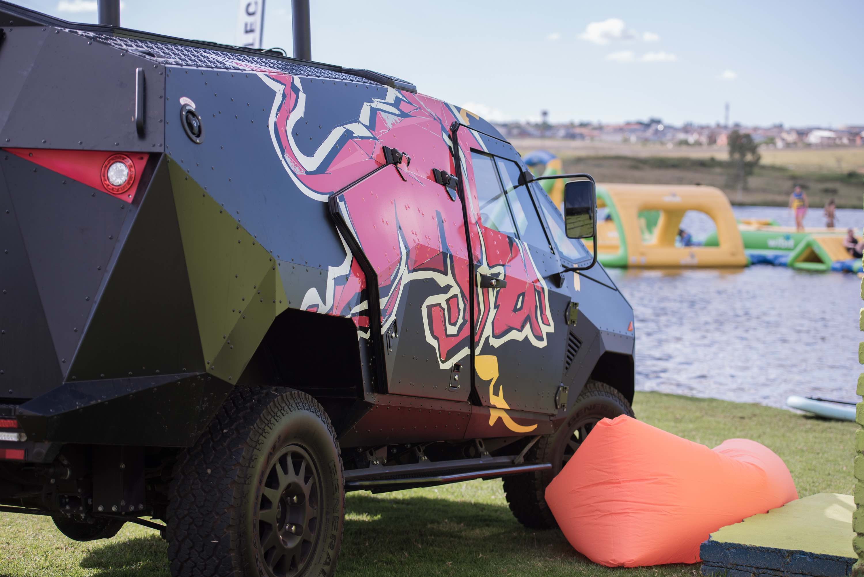 Stop 1 of the 2017 South African Wakeskate Tour took place at StokeCity Wakepark