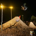 EWP_0127 Nick Clarke was stacking up the craziest lines all night