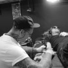 LW Mag Tattoo Artist Wesley von Blerk Photo 2