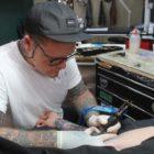 LW Mag Tattoo Artist Wesley von Blerk Photo 9