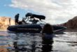 3 Wakeboarders, 1 Wakeskater (South Africa's Dieter Humpsch) and 1 Surfer go on a week long adventure on a houseboat on Lake Powell.