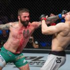 Georgi Georgiev vs Gordon Roodman at EFC 57 showcasing MMA action at its best