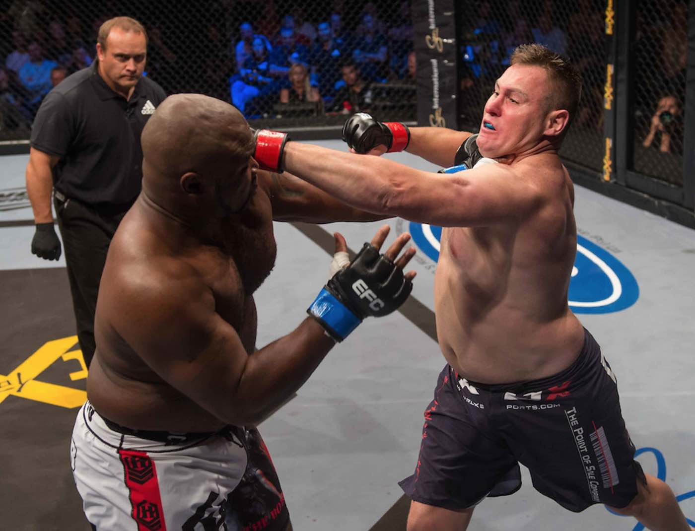 Michael Vermeulen vs Elvis Moyo