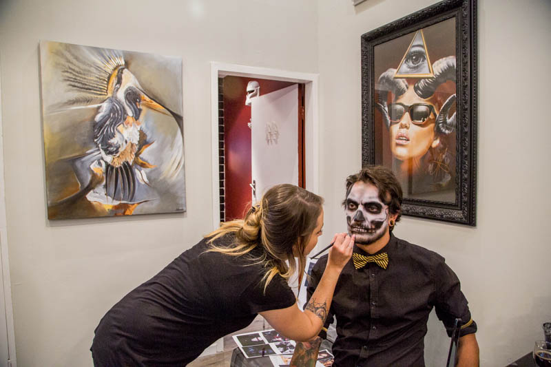 Meet the tattoo artists at the newly opened FH Black by Fallen Heroes