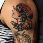 LW Mag Tattoo Artist Wesley von Blerk Photo 19