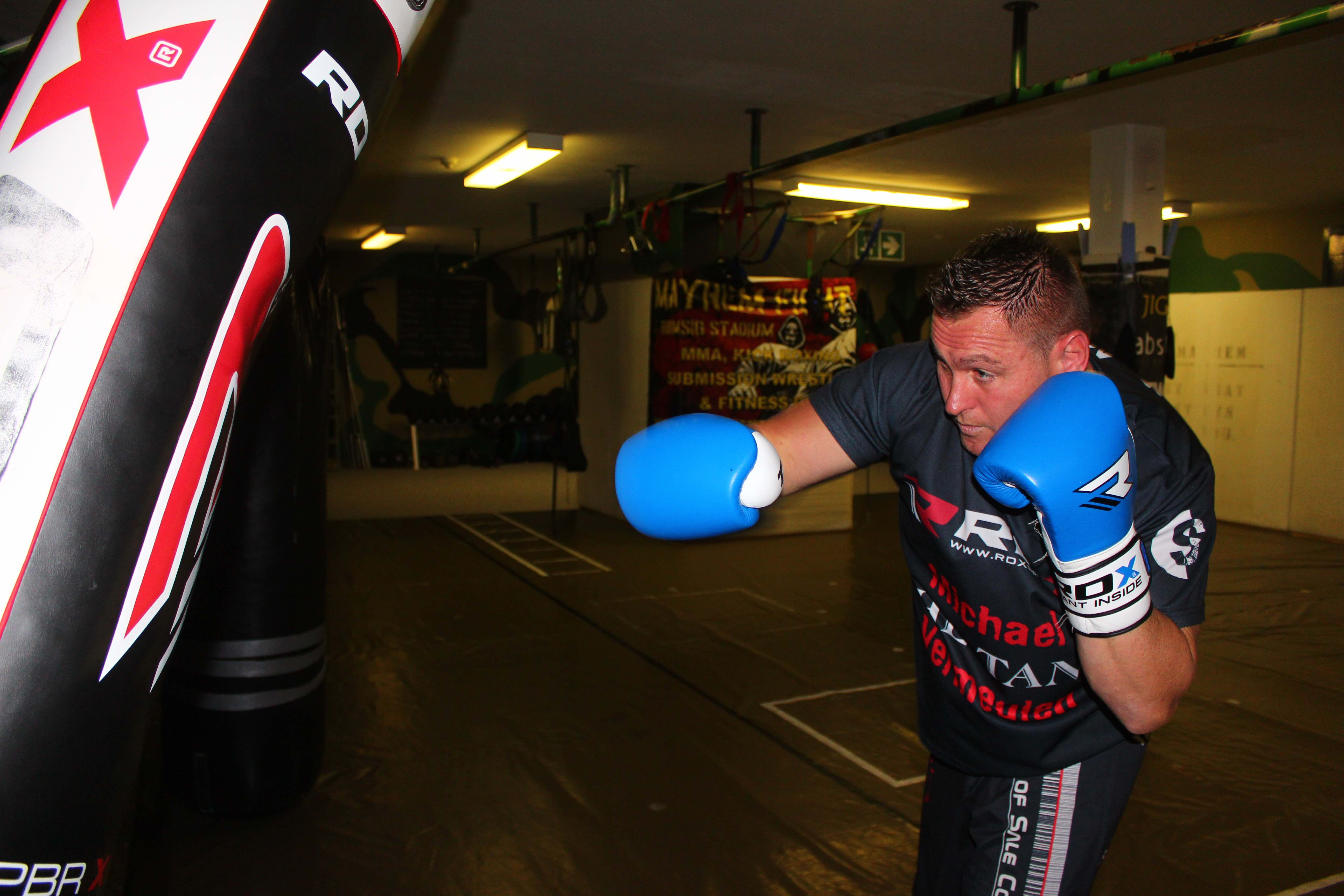 We talk MMA and EFC 57 with Michael Vermeulen