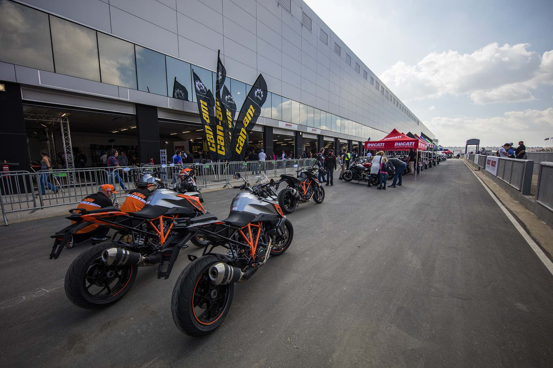 The 2017 SA Bike Festival Cirtcuit Test Rides have been announced