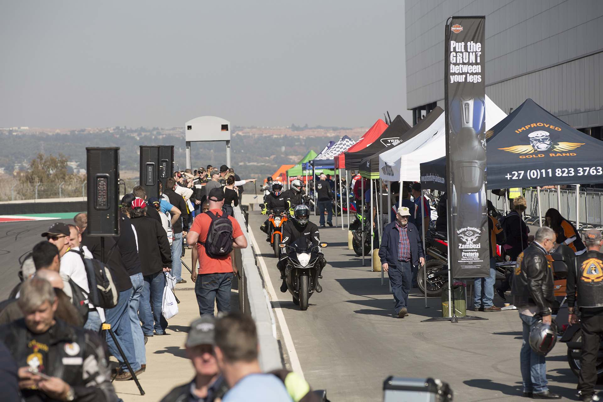SA Bike Festival ticket holder are eligible to book Circuit Test Rides