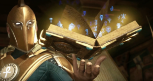 Meet the latest character addition to Injustice 2, the powerful sorcerer Doctor Fate. Catch a glimpse of him in action where his mastery of magic is on full display in this gameplay trailer.