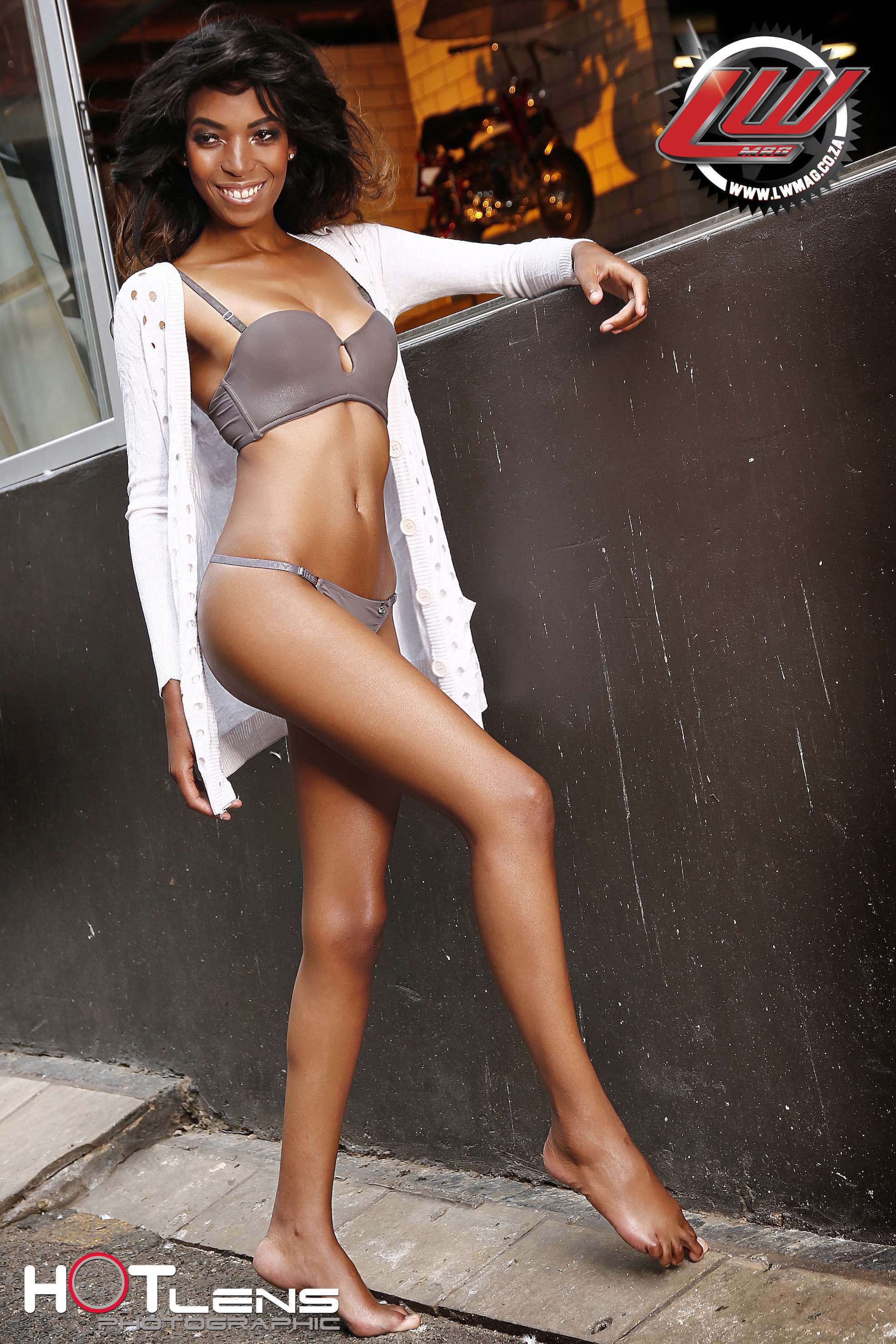 Our SA Babes feature with Keree Kereeditse