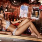 LW Mag Babe feature with Keree Kereeditse - Photo 20