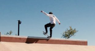 Bloeming Easter, a cool skateboarding edit by Jonathan Pinkhard capturing a group of skaters road-tripping to Bloemfontein over Easter, and skating spots along the way.