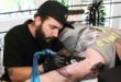 Meet our Tattoo Artist of the Week Nicholas Werner Taljaard