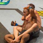 Aadam Grant vs Claude Ntumba