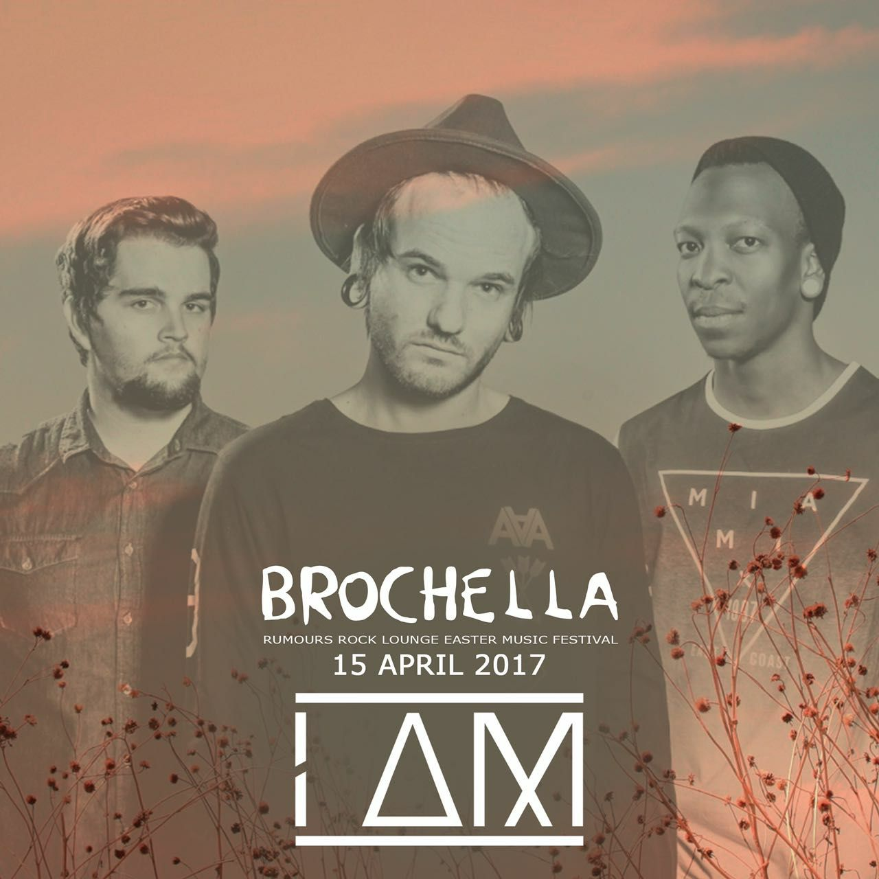 We interview I AM about Brochella Festival