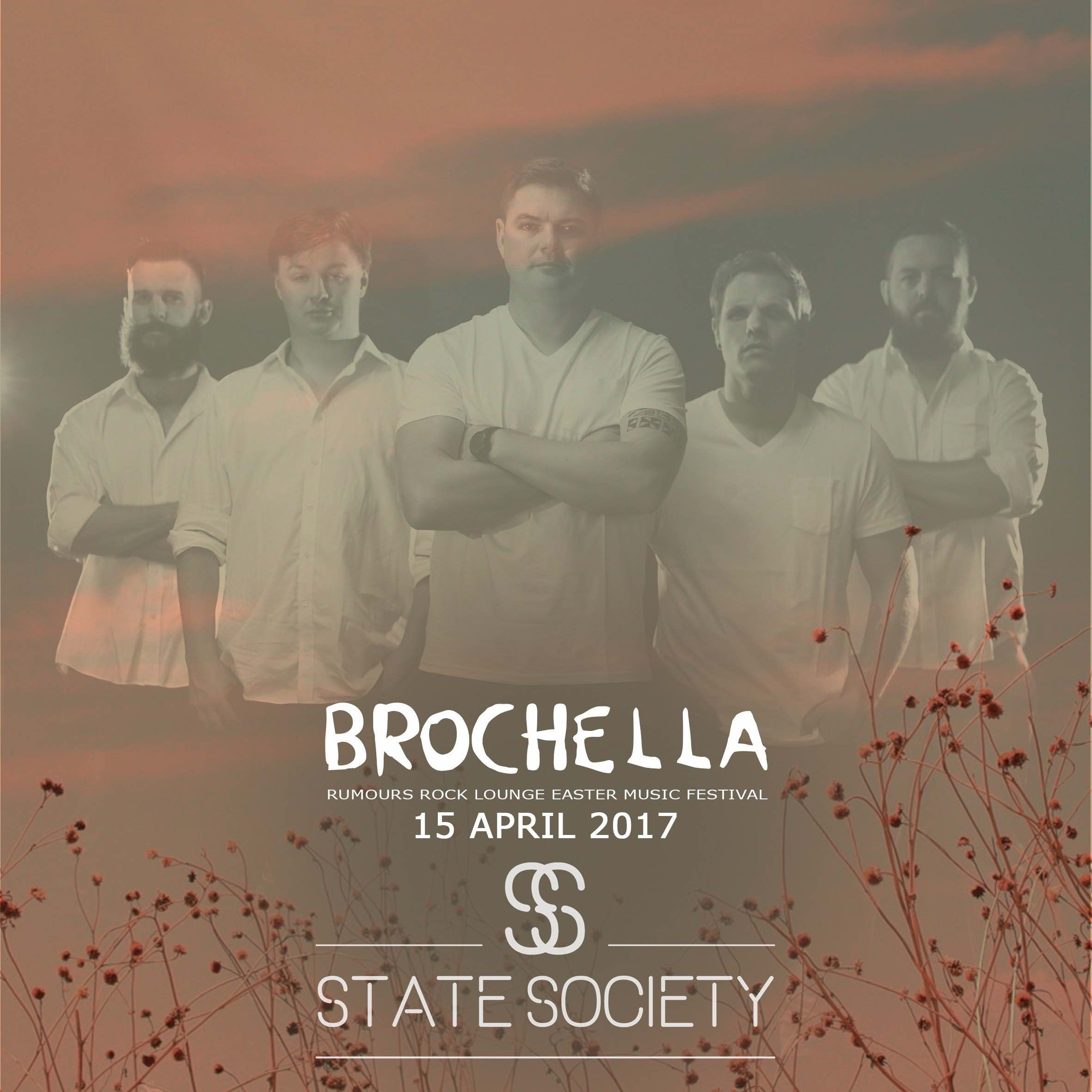 We interview State Society about Brochella Festival
