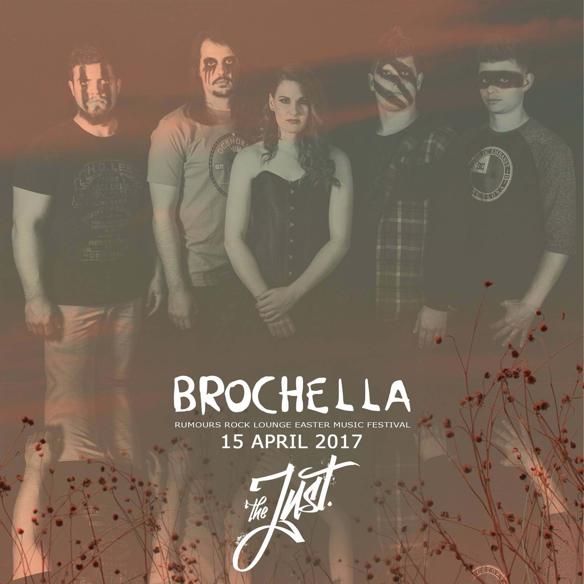 We interview The Just about Brochella Festival