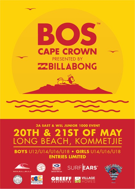 BOS Cape Crown presented by Billabong
