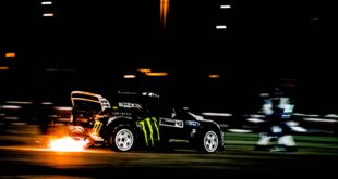 Gymkhana GRiD 2017 Heads to South Africa