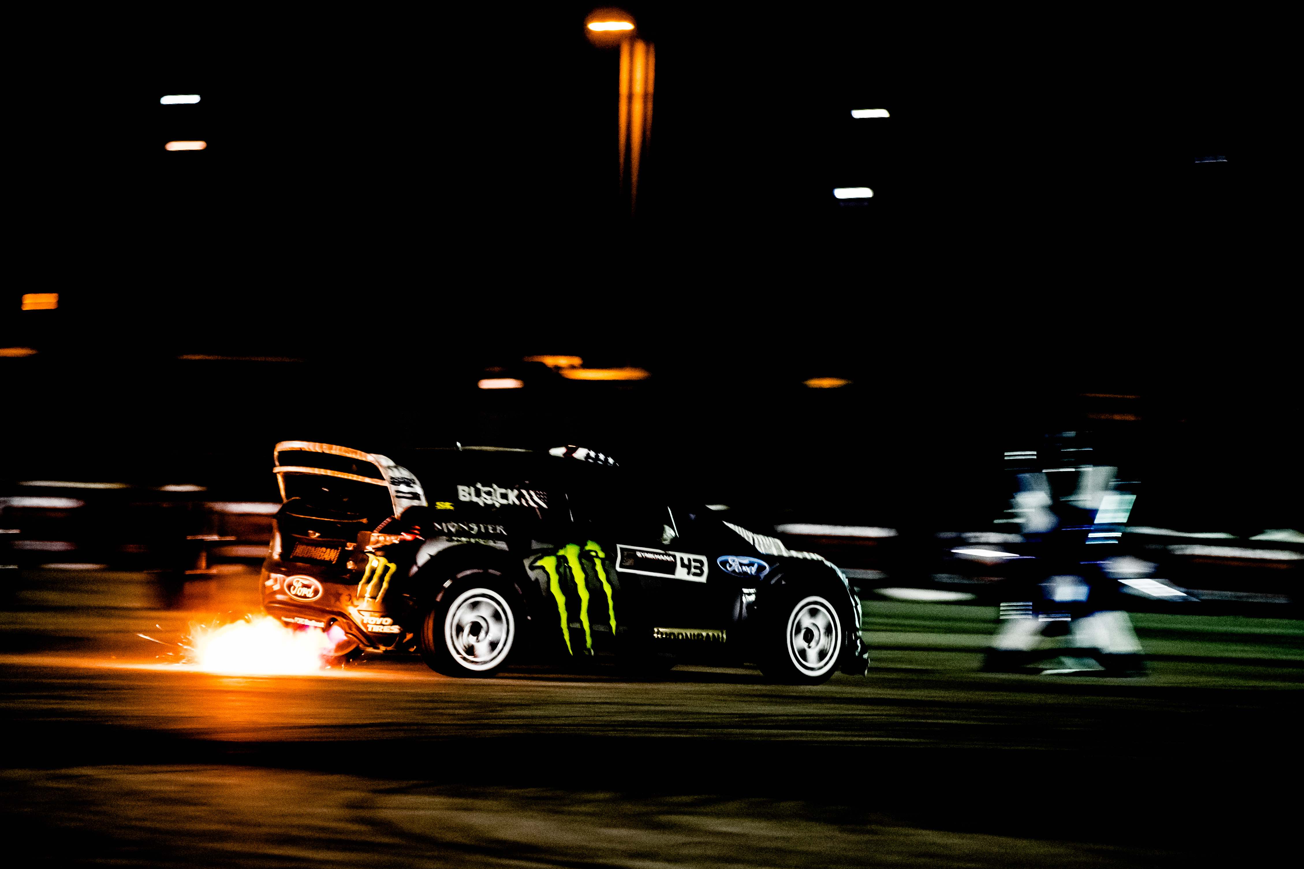Gymkhana GRiD 2017 finale heads to South Africa