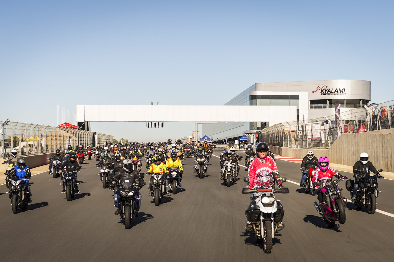 2017 SA Bike Fest charity ride