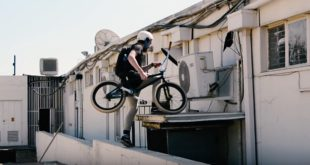 Cool little edit of up-and-coming BMX Street rider, Garith Gouws riding spots around Joburg.