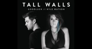 Take a listen to the brand new single by GoodLuck with Kyle Watson - Tall Walls.