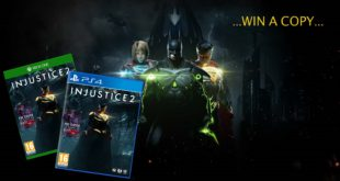 We're celebrating the release of Injustice 2 by giving away a copy of the game to 2 of our lucky readers! Enter here.