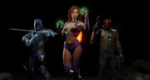 Meet the first three DLC characters for Injustice 2 - Starfire, Sub-Zero and Red Hood.