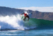 Jake Elkington surfing his way to victory at the BOS Cape Crown