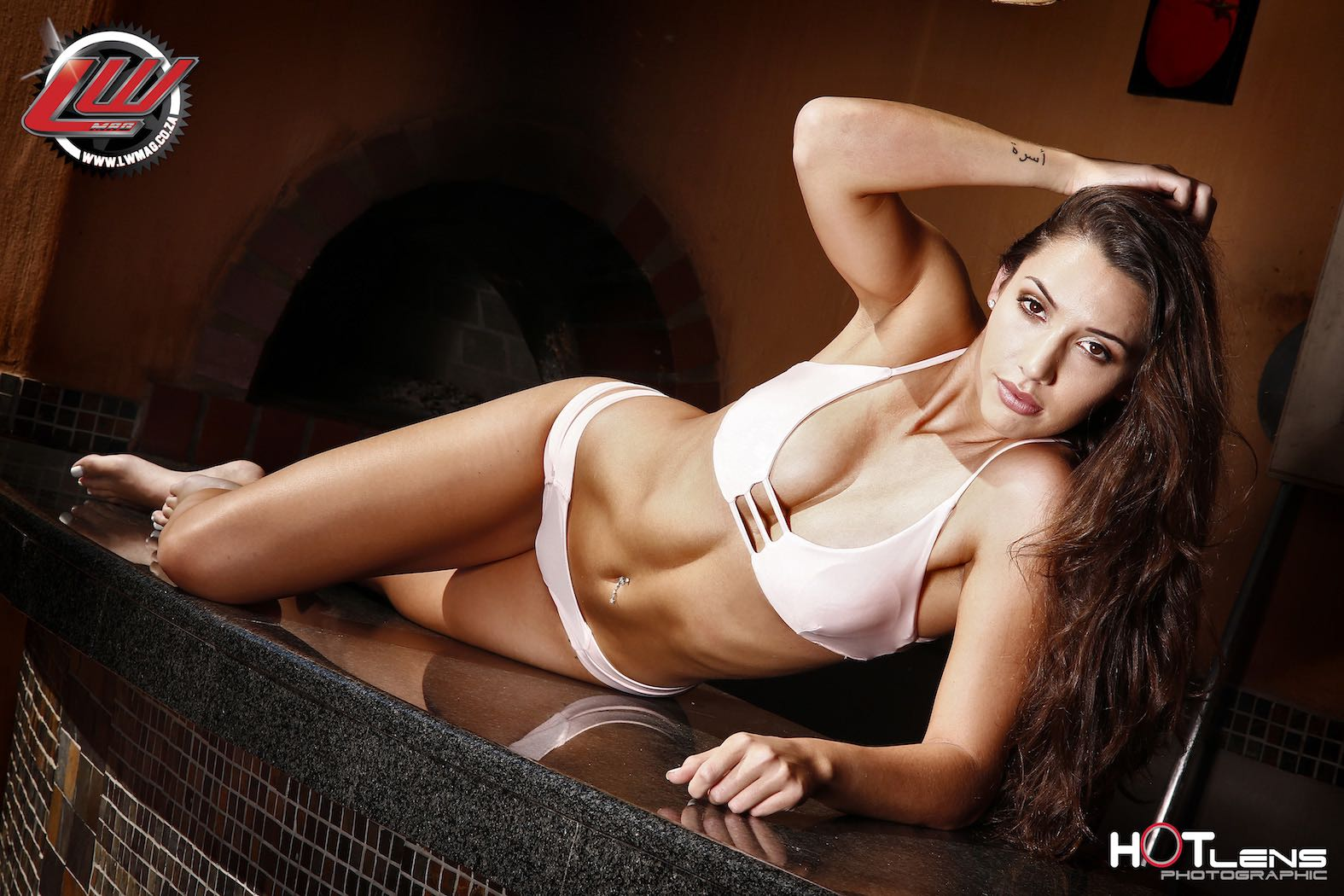 Meet Danielle Masters as our LW babe of the Week
