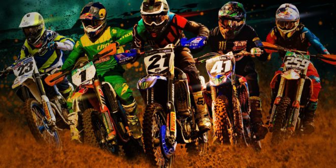 2017 SA Motocross Nationals Round 4 Dirt Bronco