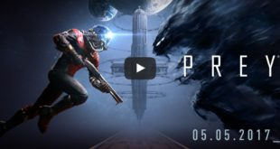 With the upcoming worldwide launch on of Prey on May 5th, we bring you the official launch trailer. Fight the invasion.