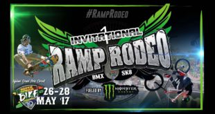 Ramp Rodeo taking place at the South African Bike Festival