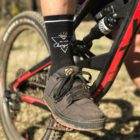 Charger Socks are here and perfect for any Mountain Bike occasion