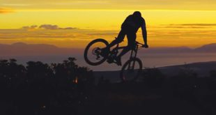 Enjoy this sweet edit of Downhill MTB rider, Adi van der Merwe, blazing his local trails, Helderberg Trails in Cape Town.