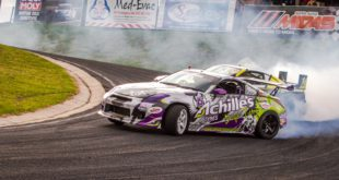 Drifting action at its best from Round 2 of the 2017 Supadrift Series from Dezzi Raceway