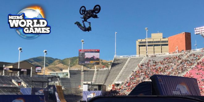 2017 Nitro World Games Finals Results and Highlights