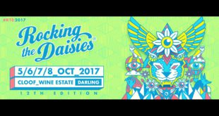 Rocking the Daisies 2017 full line- up