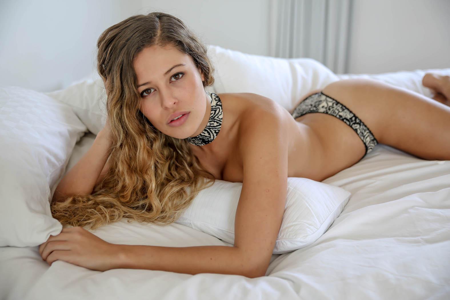 Meet our LW Babe of the Week Kriska Liebenberg