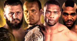 MMA action hits Sun City for EFC 61