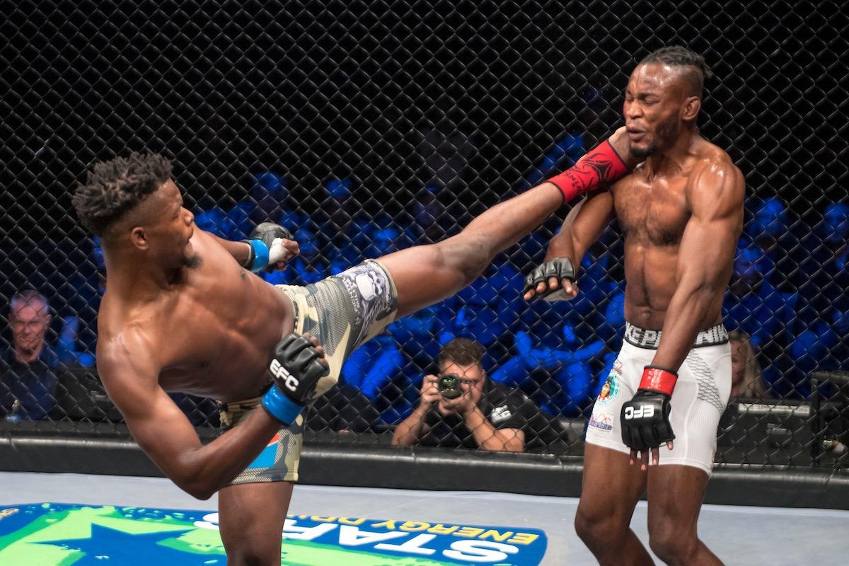 Alain Ilunga vs Anicet Kanyeba