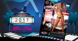 Go behind the scenes on our 2017 LW Mag Calendar shoot with our Miss July Calendar Girl, Jade Wilson.