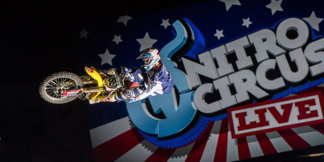 Travis Pastrana Talks Nitro Circus Live SA Tour