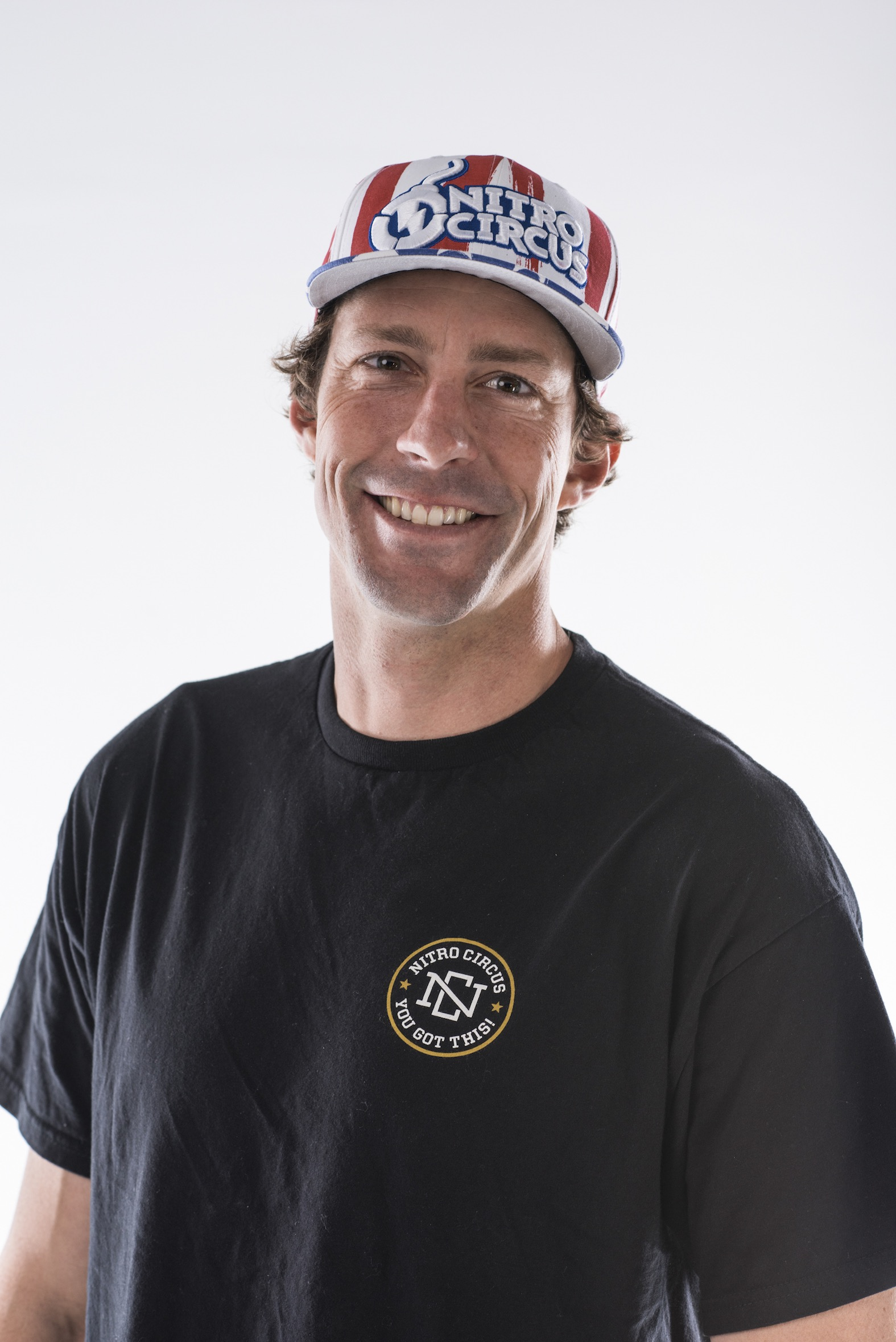 We interview the man himself, Travis Pastrana about Nitro Circus Live